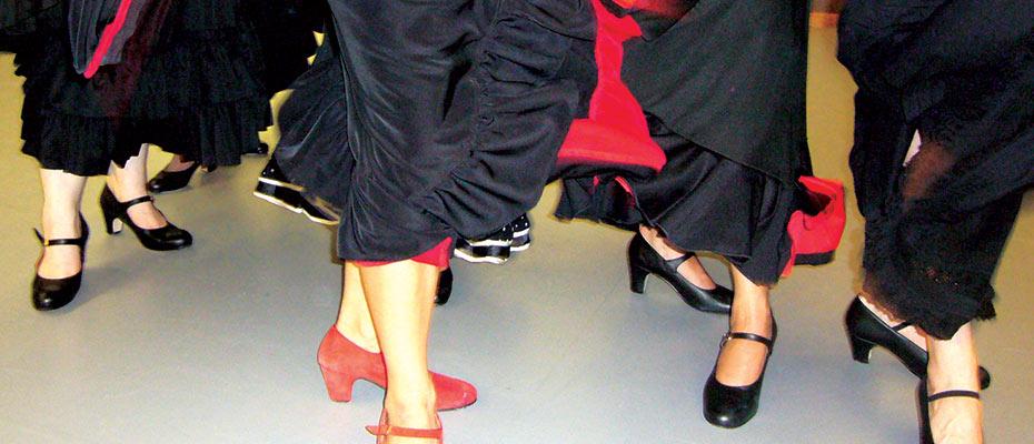 Flamenco - Anfägerkurs