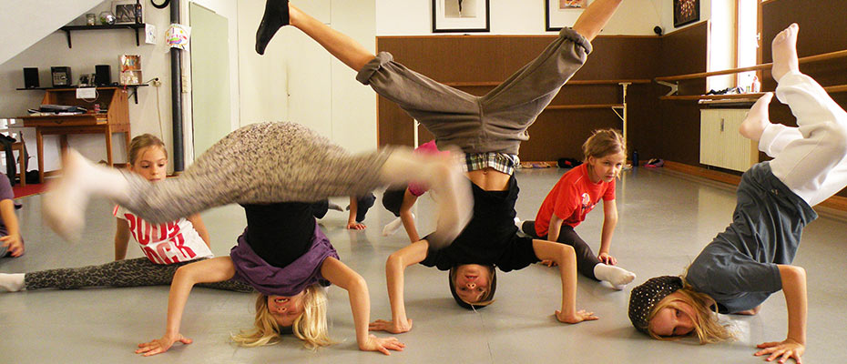 Hip Hop – Moderner Kindertanz